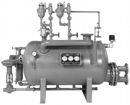Madden Manufacturing HC series heat recovery system