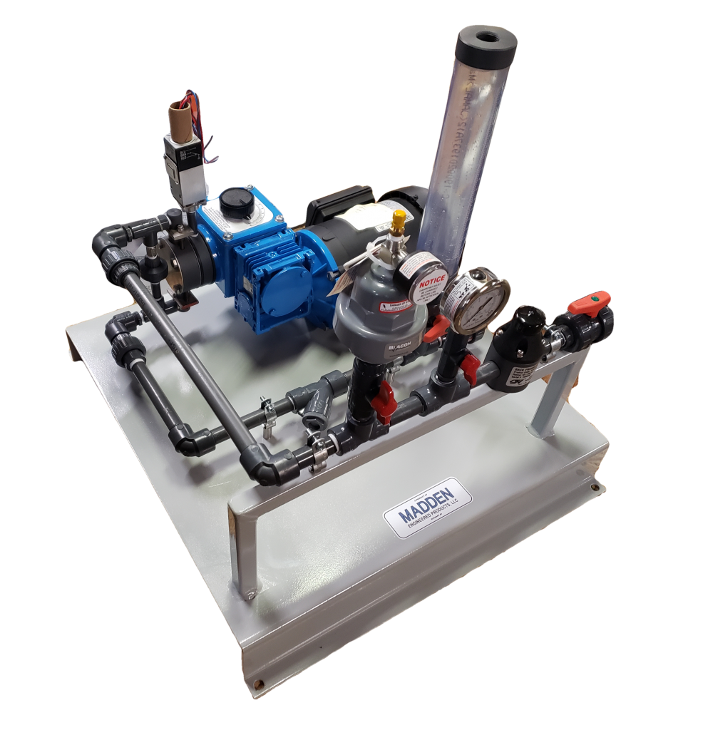 Chemical Injection System Package