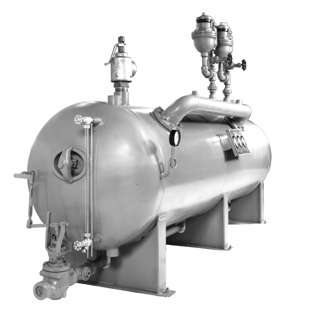 High capacity heat recovery system